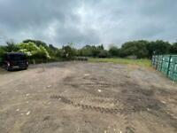 2,250 sqft hard standing yard to rent in Ruislip, London for open storage