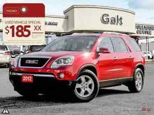 2012 GMC Acadia SLE | AWD | 7 PASS |