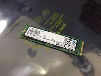Samsung SM951 Polaris 256GB M.2 PCIe NVMe - SSD - Hard drive