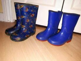 Size 6 wellies