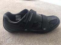 Shimano Cycling Shoes & Pedals