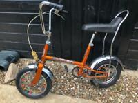 Vintage Raleigh budgie bike genuine 1970's
