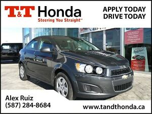 2015 Chevrolet Sonic LT *Local Car, No Accidents, Heated Seats*