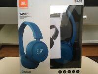 HARMAN JBL T450BT Bluetooth Headphones