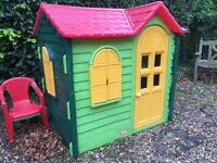 Children's Play house - little tikes country cottage 'evergreen'