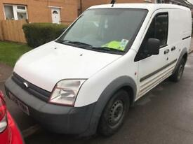 Ford transit connect 2007 diesel / swap for 7 seater