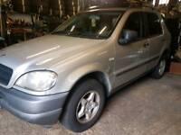 Mercedes ml320 automatic petrol