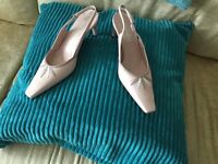 Brand new Van Dal Pale Pink Shoes