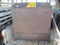 Hydraulic power pack, 600 volts 10 gpm