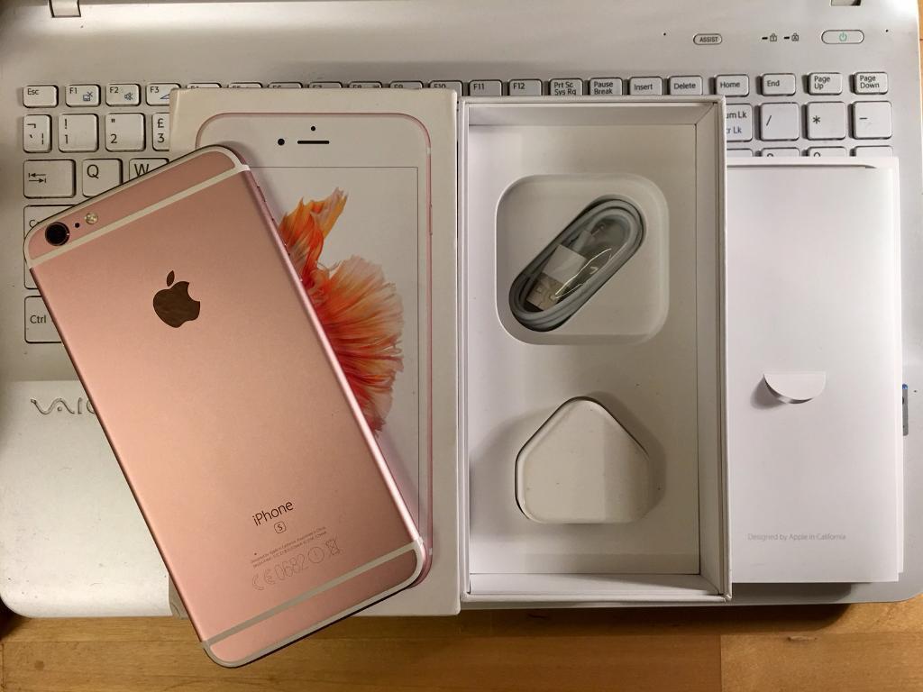 !! LIKE NEW IPHONE 6S PLUS 64GB FACTORY UNLOCKED !!