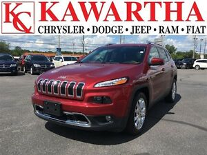 2016 Jeep Cherokee LIMITED*FWD*LEATHER*