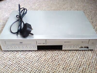 Toshiba DVD/VHS Combi (Player and Recorder)