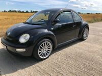 2001 (51 Plate) VOLKSWAGEN BEETLE HATCHBACK - 1.6 Petrol 3 Door Manual