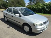 1998 Vauxhall Astra 1.6 Manual Petrol *Mot March 2017*