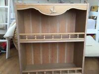 Very Solid Oak shelf