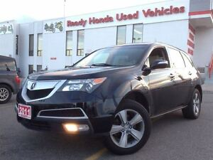 2011 Acura MDX SH AWD | Leather| Roof |R.Cam