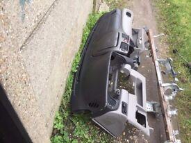 LHD dashboard left Hand drive dashboard Nissan almera--