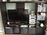 tv storage unit and stand