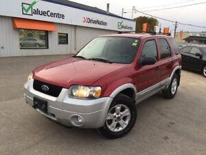 2007 Ford Escape XLT **AWD**PST PAID**HEATED & LEATHER SEATS**