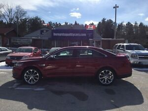 2016 Ford Taurus LIMITED | AWD | LEATHER | NAV | LOADED