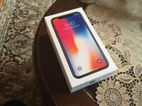 Apple iphone X 64gb gray only box empty box £18