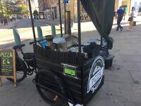 Best location in Sheffield Food Cart