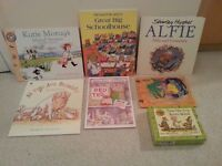 Children's Books New or As New Condition