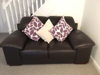 3 & 2 seater sofa / couch