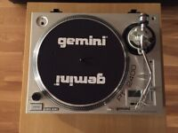 Gemini PT 2400 Direct Drive Turntable - mint condition