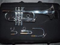 Schilke E2 Eb/D trumpet
