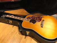 Gibson hummingbird Electric acoustic/ possible trade fender/prs/Gibson