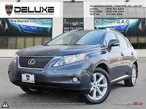 2011 Lexus RX 350 NAVIGATION AWD ONE OWNER $199.99 BI WEEKLY