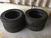 Winter Tyres in new condition
