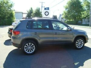 2012 Volkswagen Tiguan HIGHLINE 2.0 TSI 4MOTION