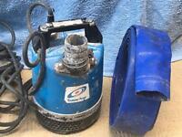 Tsurumi submersible water pump