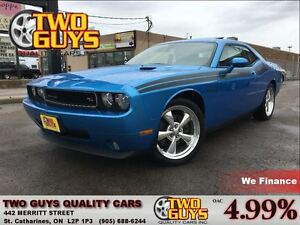 2009 Dodge Challenger R/T WICKED COLOUR! LEATHER MOON ROOF