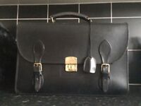 Glenroyal Leather Briefcase