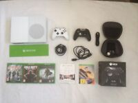 Xbox one S Console - 500GB + Forza 3 (Hot-wheels DLC) + Elite Controller - Mint Condition - BOXED