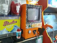 Arcade machine Mancave retro bar Pub
