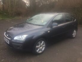 2006 '56' ford focus 1.8 ghia with full service history