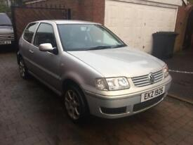 2000 Volkswagen Polo 1.4 Petrol (VW, Golf, Astra, Corsa, 206, 106, 207, 307, Megane, Scenic)
