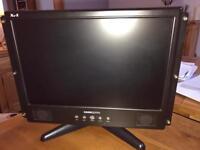 Hannspree computer monitor