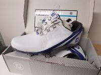 Brand New FootJoy DNS DryJoys - Boa Lacing. Size 9.5 (UK), 44 (EUR)