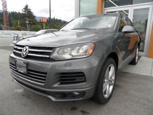 2014 Volkswagen Touareg 3.0 TDI Execline / R-Line Package