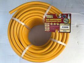 Professional 50mtr Yellow Hammer Hose