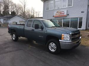 2013 Chevrolet SILVERADO 2500HD 6.6 Diesel, Allison transmission