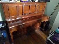 Upright Piano - FREE to collector