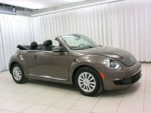 2015 Volkswagen Beetle Cabrio! VW CERTIFIED! Like New!! ULTRA LO