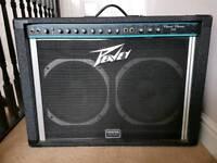 Guitar amplifier Peavey classic chorus 212