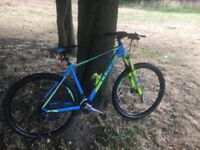 Brand new cube analog bike